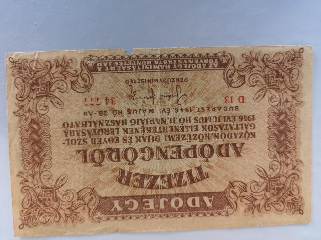 10000 Adopengos 1946 Hungria  16038813