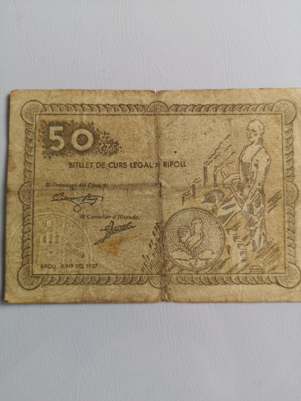 50 Céntimos de Ripoll 16075912
