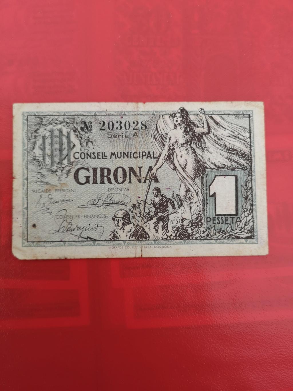 1 Peseta Girona, 1937 16118310