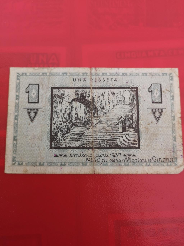 1 Peseta Girona, 1937 16118311