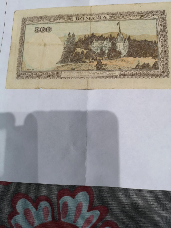 Rumania 500 lei 1940 16128811