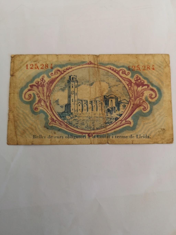 1 peseta de Lleida, 1937 16129511