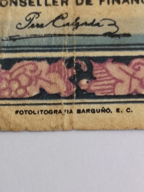 1 peseta de Lleida, 1937 16129512