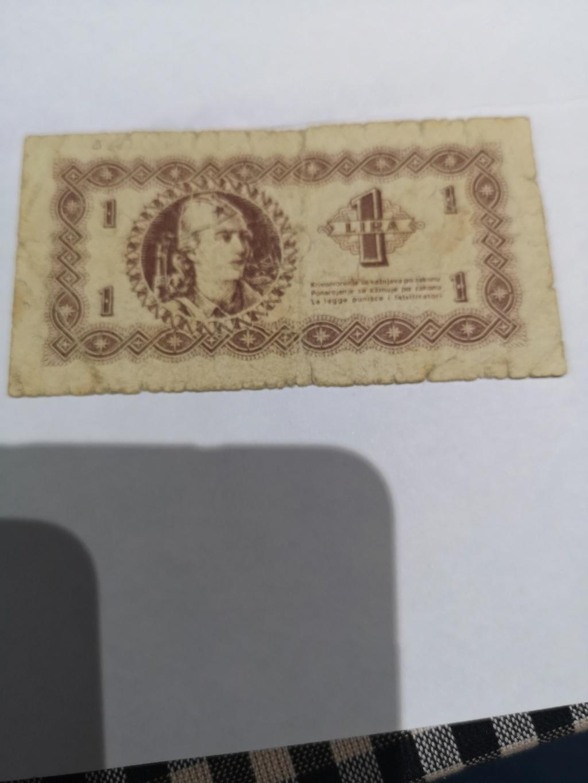1 lira 1945 Istria - Fiume  16147010