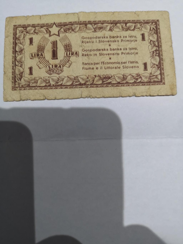1 lira 1945 Istria - Fiume  16147011