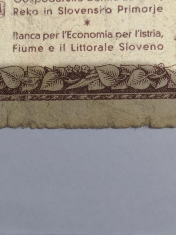 1 lira 1945 Istria - Fiume  16147012