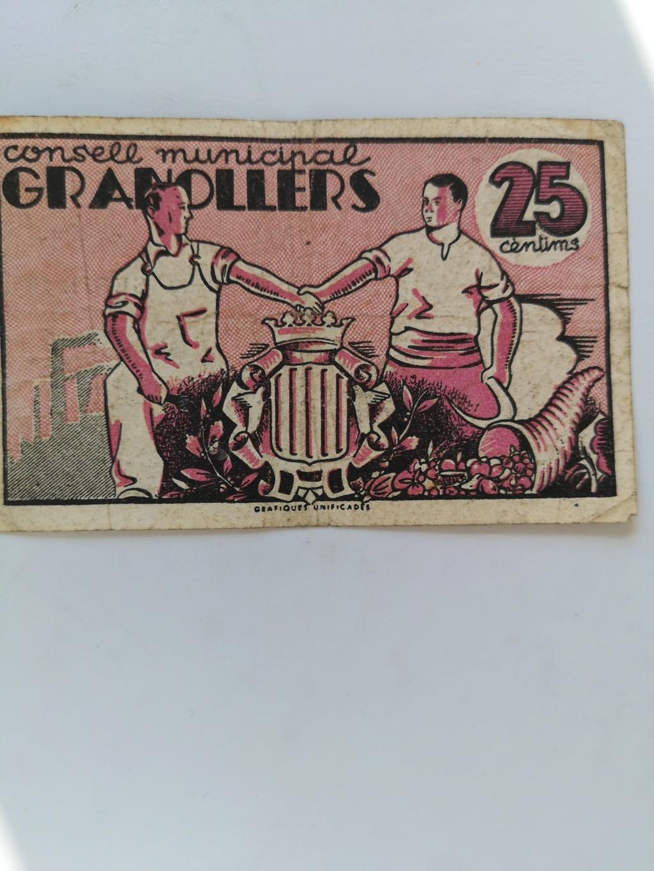 25 Ctms de Granollers, 1937  16162312