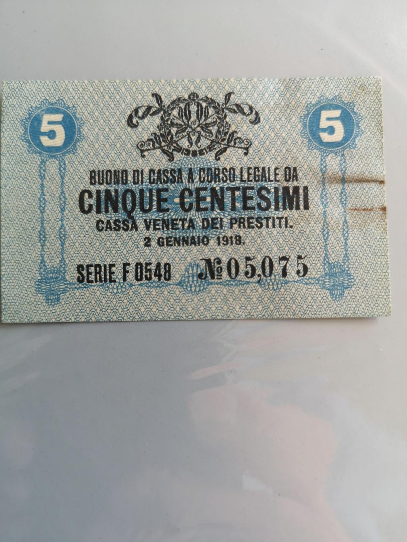5 centésimi de Venecia  16183110