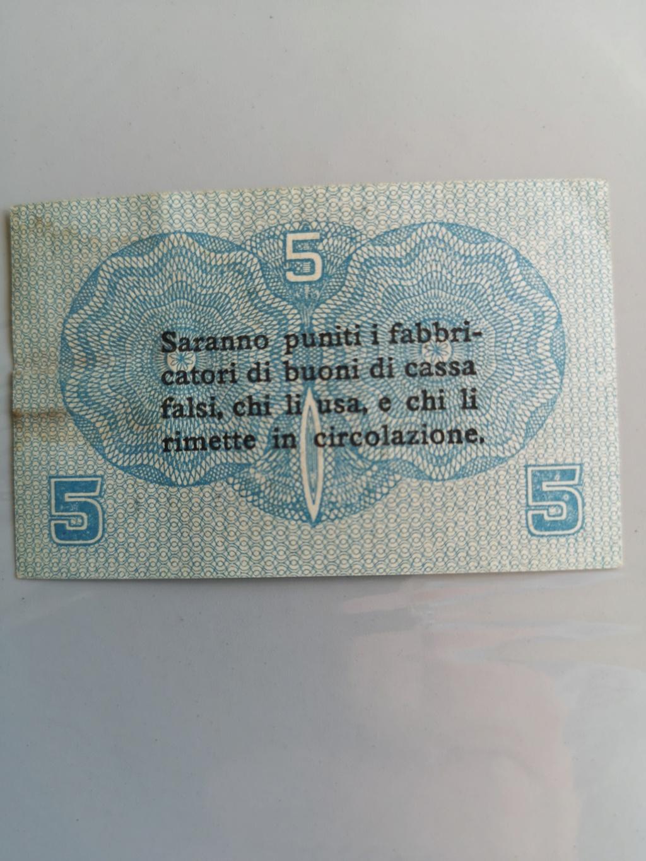 5 centésimi de Venecia  16183111