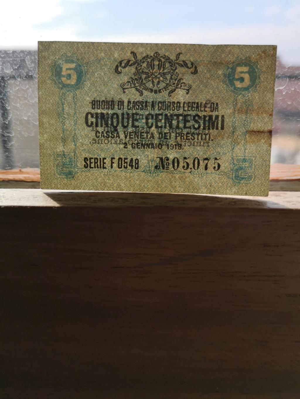 5 centésimi de Venecia  16183810