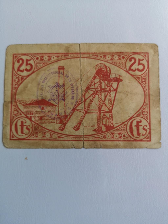 25 Céntimos Linares, 1937/38 16189313