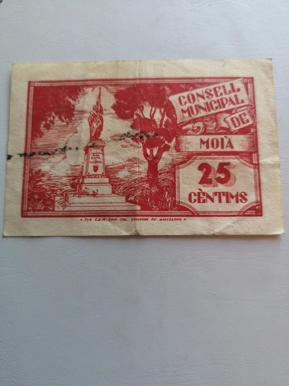 Moia 25 céntimos, 1937 16198611