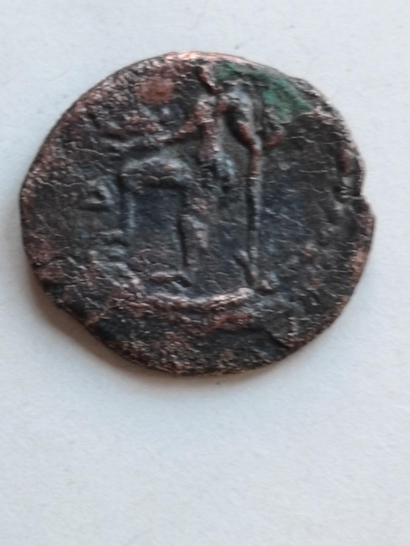 Semis de Carteia. D.D.  Neptuno desnudo a izq.  16233111