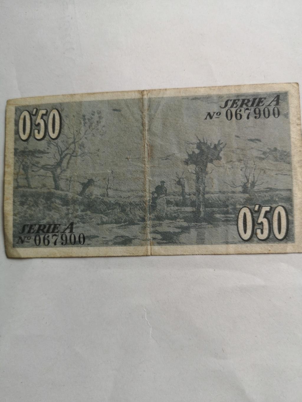 50 Céntimos Olot, 1937 16233411