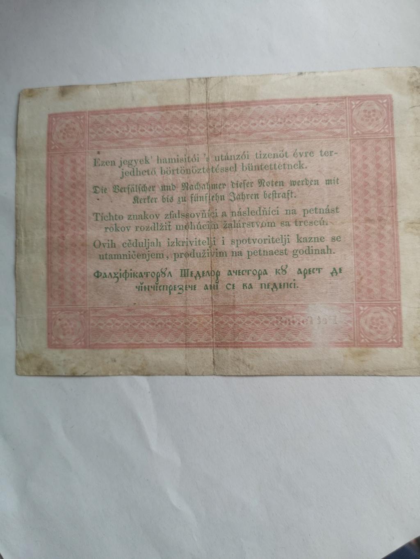 5 florines Hungría 1848 16233413