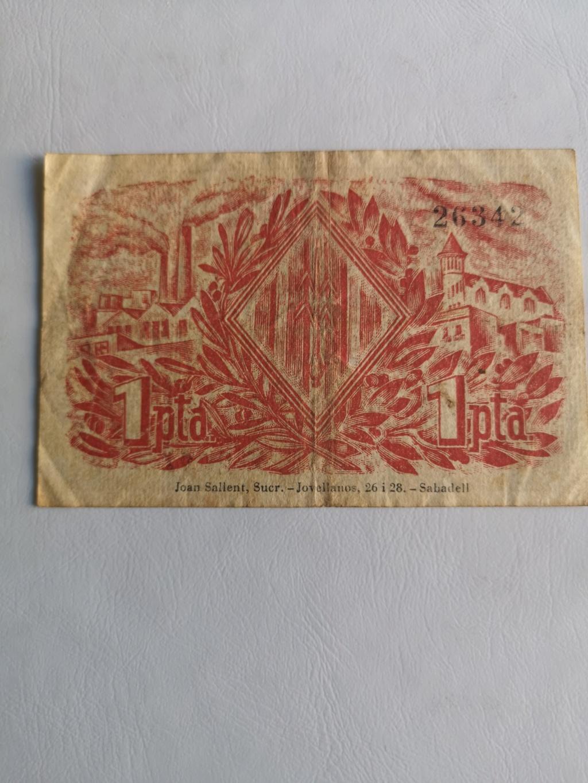 Sabadell 1 peseta 1937  16242611