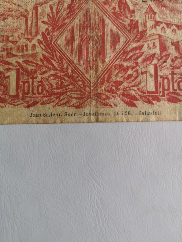 Sabadell 1 peseta 1937  16242612