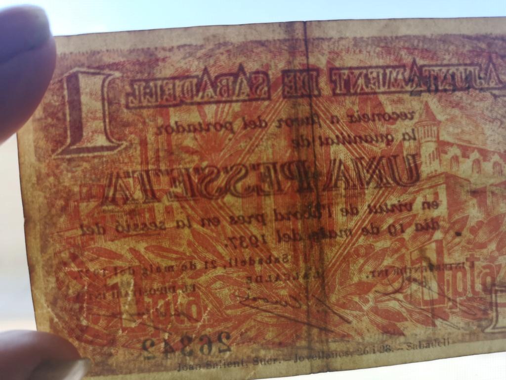 Sabadell 1 peseta 1937  16245111