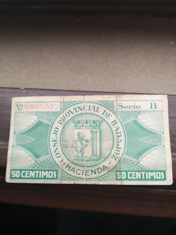 Badajoz 50 céntimos de 1937 16316311