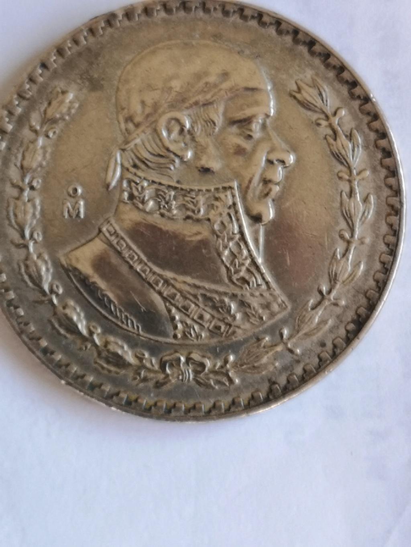 México 1 peso 1957  16328110