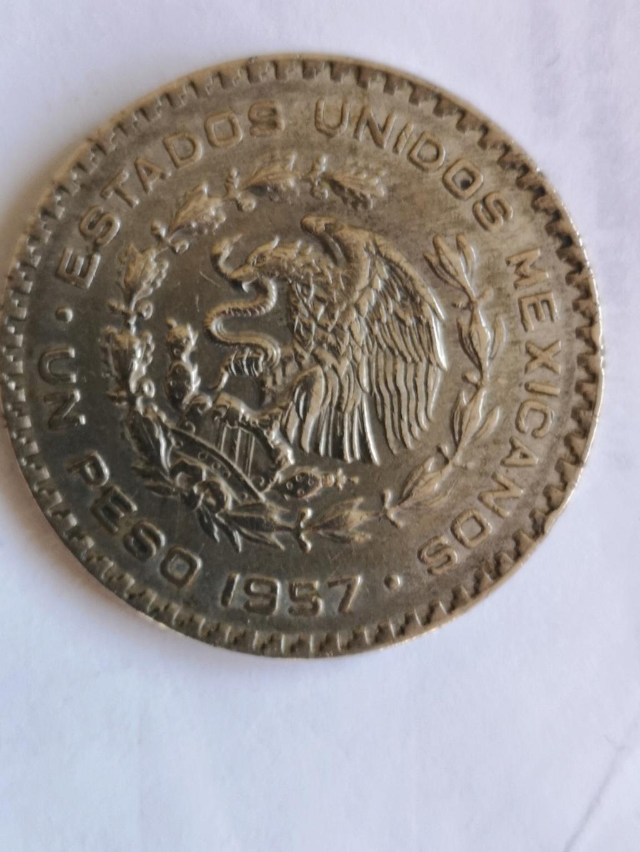 México 1 peso 1957  16328111