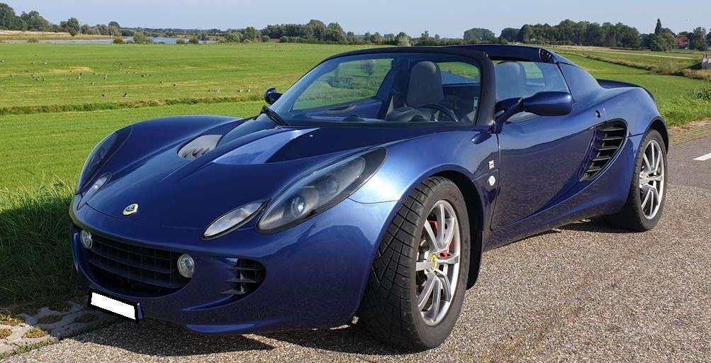 La mia Lotus Front11