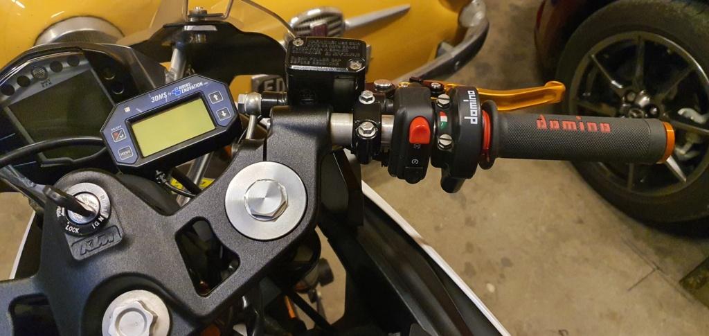 Question commodo KTM 20201112