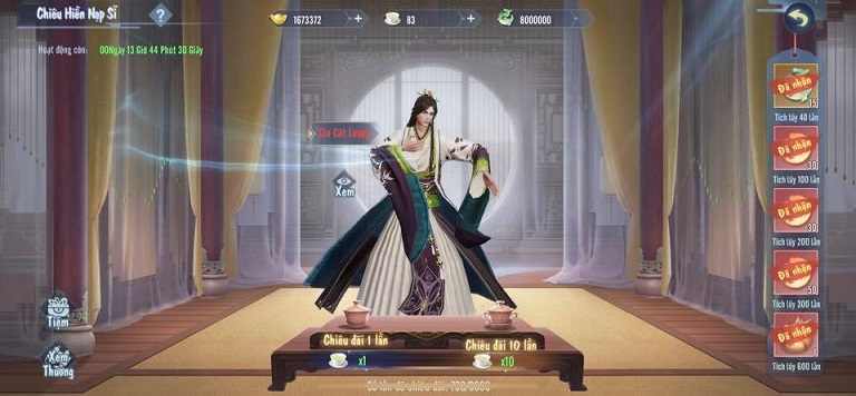 Khoe acc Tỷ Muội Hoàng Cung víp nhất game 11651510