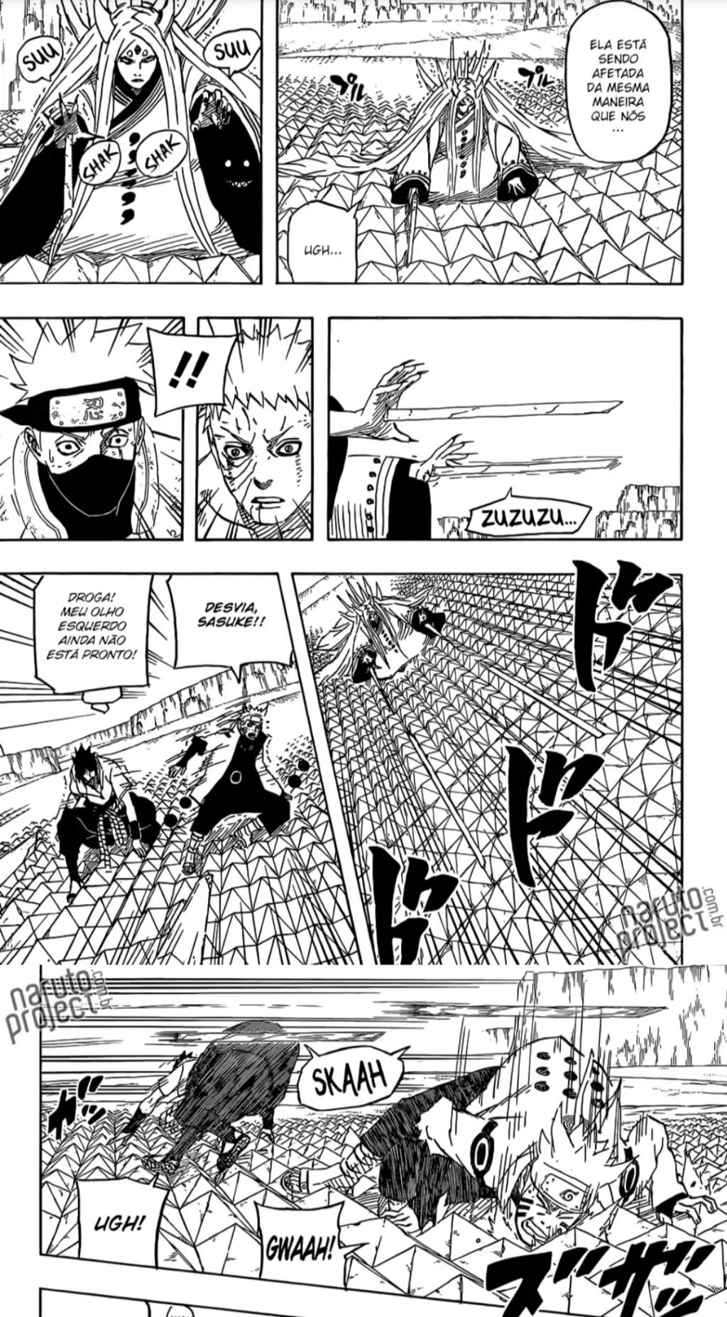 Quem no universo de Naruto seria capaz de derrotar Tatsumaki? - Página 4 Img_2067