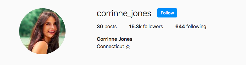 Corrinne Jones - Bachelor 25 - Matt James - Discussion - **Sleuthing Spoilers** Corrin10