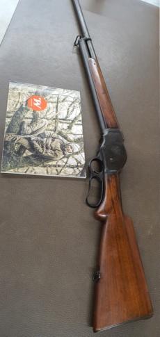WINCHESTER 1901 (vendu) et Winchester 150 en 22lr 20200915