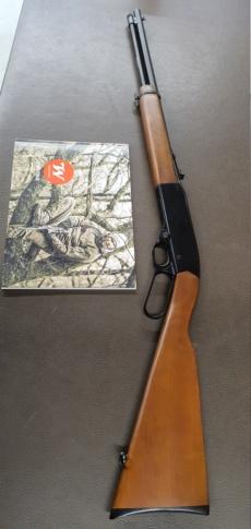 WINCHESTER 1901 (vendu) et Winchester 150 en 22lr 20200916