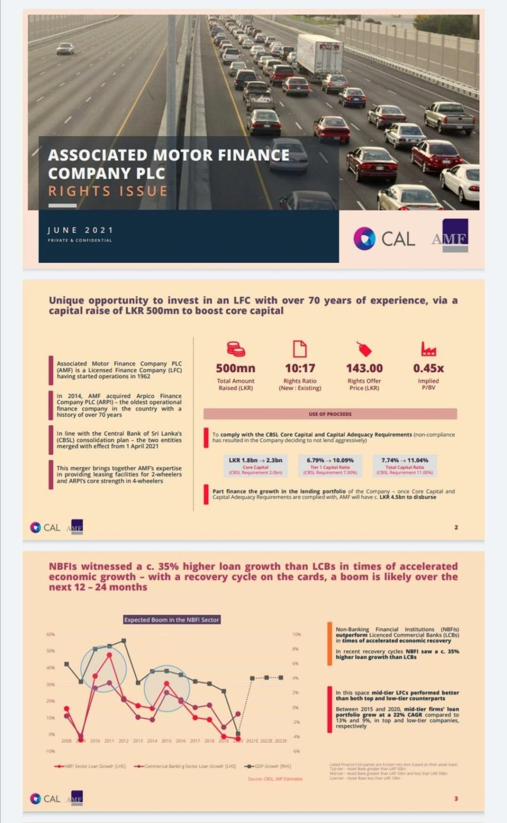 ASSOCIATED MOTOR FINANCE COMPANY PLC (AMF.N0000) - Page 4 20581210