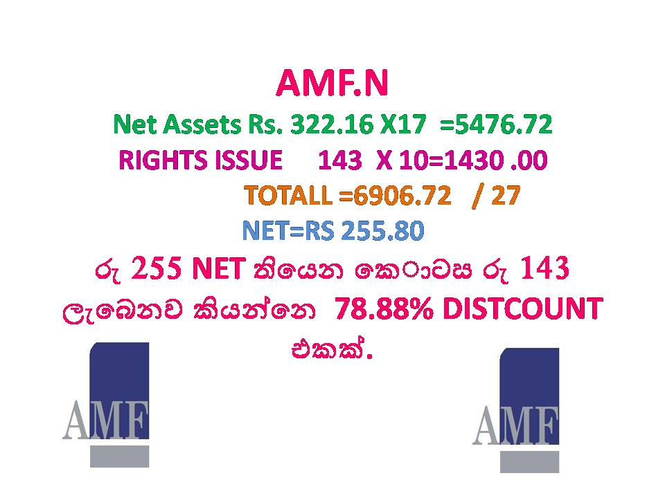 ASSOCIATED MOTOR FINANCE COMPANY PLC (AMF.N0000) - Page 3 Slide311