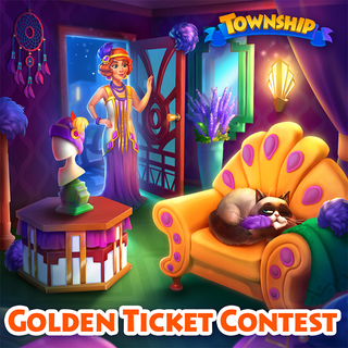 Image for The Great Gatsby/Golden Ticket V10