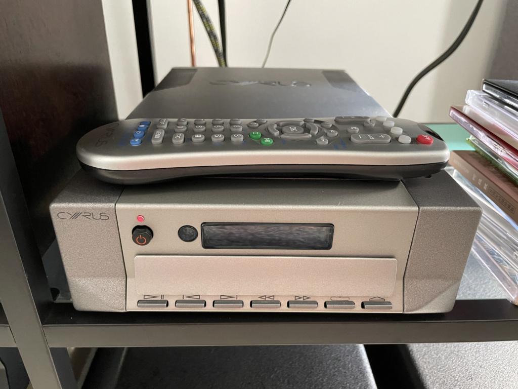 Cyrus CD8x CD Player Img_5113