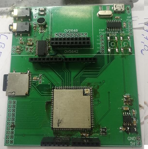 Kendryte K210 достойный микроконтроллер с ИИ Kendri11