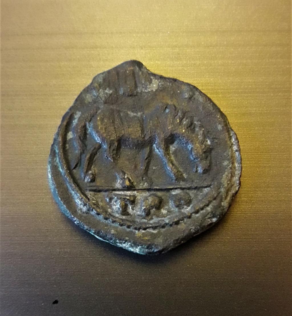 Bronze d'Alexandria Troas. 2_cad10