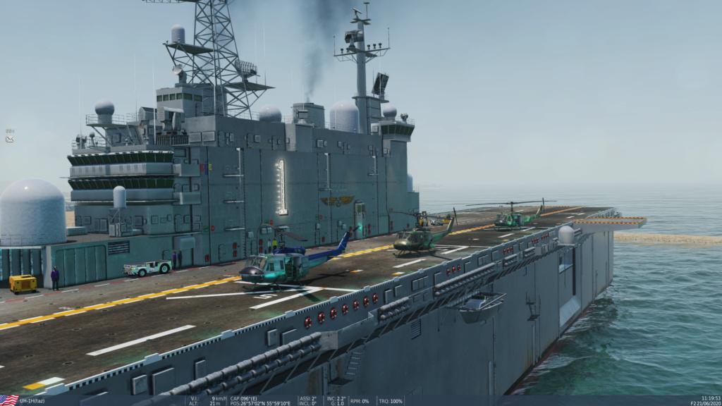 UH-1H   TARAWA Screen12
