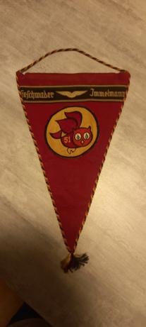 Fanion allemand Ag 51 immelman 16139310