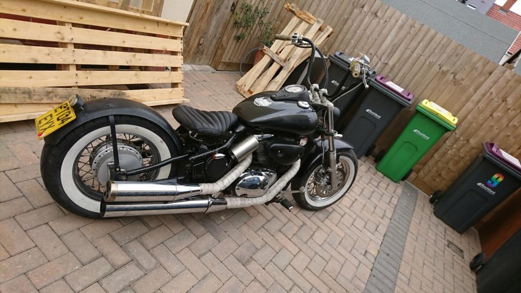 VL800 cafe Racer + Bobber = Clobber my build Dsc_0510