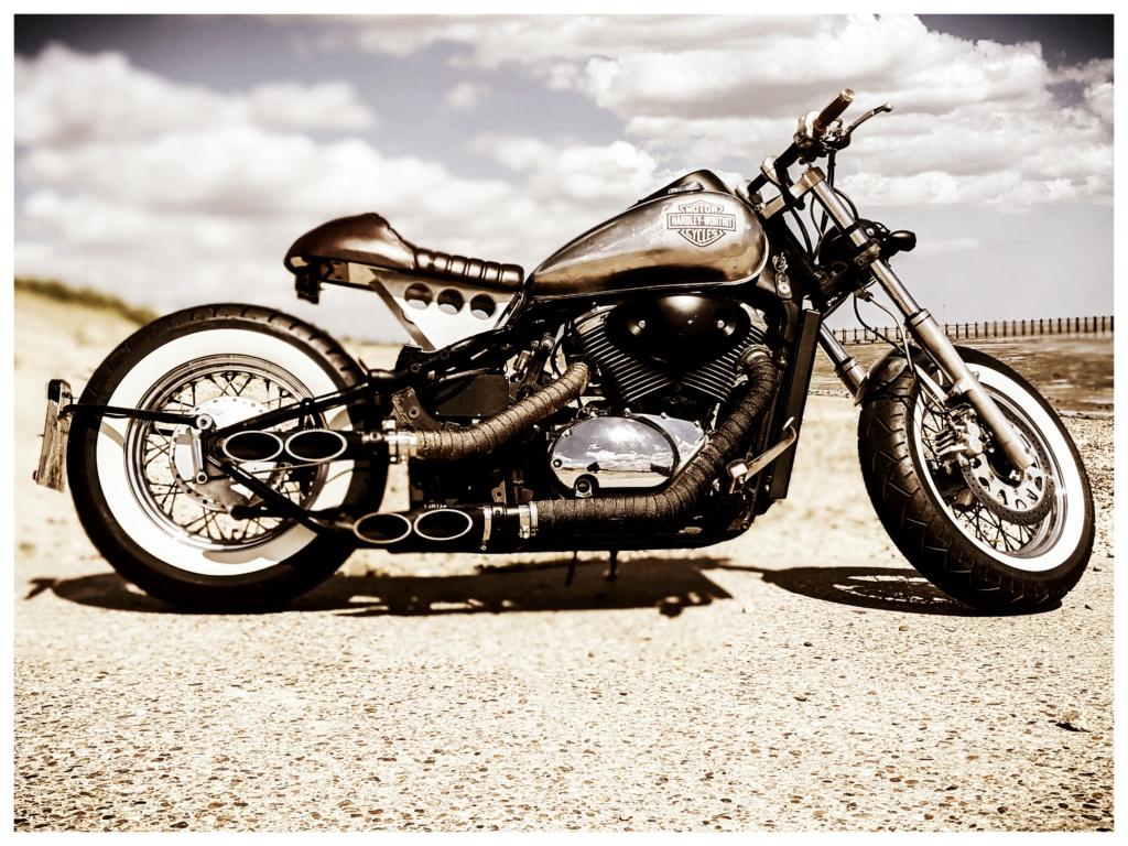 VL800 cafe Racer + Bobber = Clobber my build Img_2012