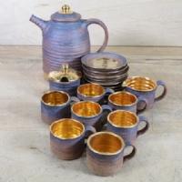Please help ID signature on a tea set Tea_se17