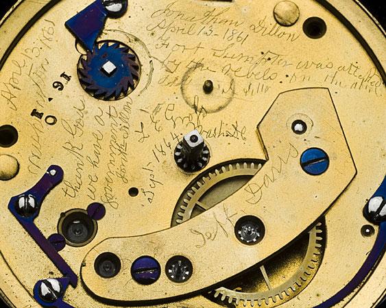 Des montres qui appartiennent à l'histoire ...  04watc10