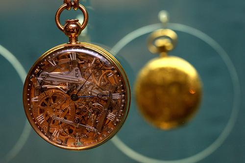 Des montres qui appartiennent à l'histoire ...  20121810