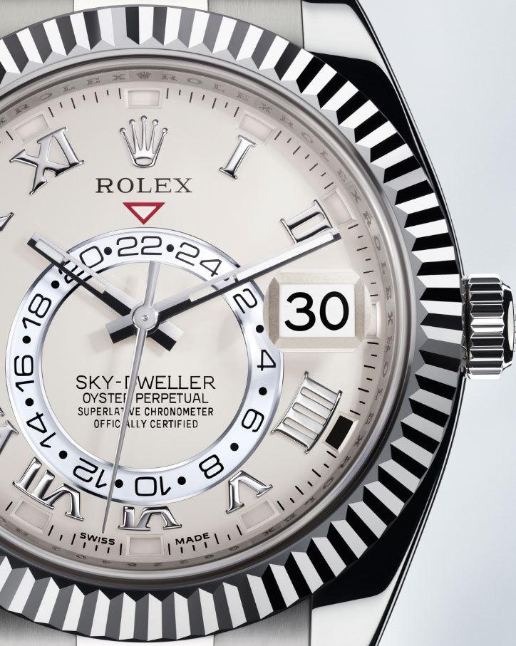 Dweller - Et cette Sky-dweller de Rolex ? 39543210