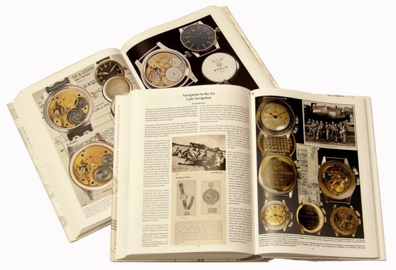 Les livres de référence sur les montres militaires - Les livres de Konrad Knirim Bacher10