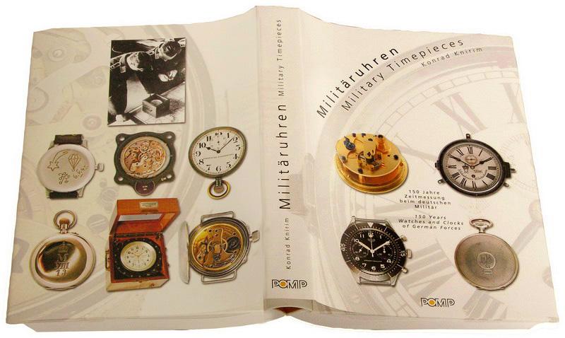 Les livres de référence sur les montres militaires - Les livres de Konrad Knirim Buch-111