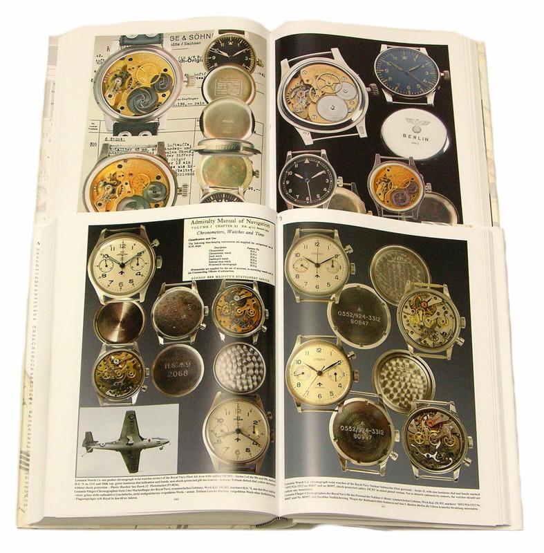 Les livres de référence sur les montres militaires - Les livres de Konrad Knirim Buch-f10