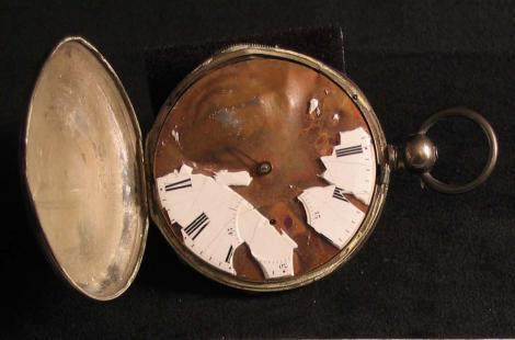 Des montres qui appartiennent à l'histoire ...  Bullet10